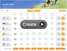 Make Your Own Responsibility Chart A Nice Website Place You Can Make Your Own Chore Charts For