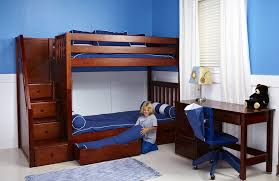 kids bedroom furniture singapore. Maxwood Hanging From Rail Bunk-bed-chestnut Kids Bedroom Furniture Singapore