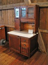 Cutting Kitchen Cabinets Fascinating Hoosier Kitchen Cabinethave One Very Similar I Display Things In
