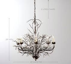 6 arm chandelier armonk 6 arm chandelier