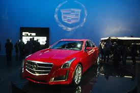 gm new car releasesSelfDrive Cadillac New Smart Car Technology To Deliver One By