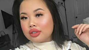 chill chit chat minimal simple makeup tutorial kim thai makeup project