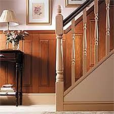 easipanel raised and fielded mdf stair