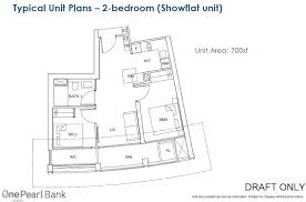 Official Website One Pearl Bank Floor Plan