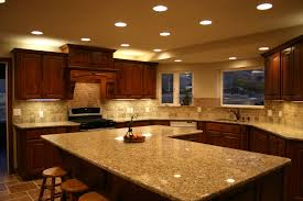 Granite Kitchen Granite Counter Tops Exude Luxurious View In Simplest Ways Traba