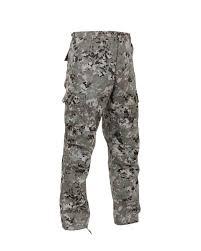 Rothco 2950 Camo Tactical Bdu Pants