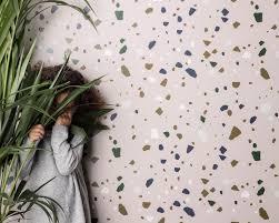 Ferm Living Terrazzo Behang Flinders Verzendt Gratis