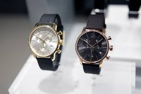calvin klein watches review and buying guide watchescort com two calvin klein watches one white dial and gold case one black