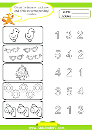 free preschool christmas math worksheets – streamclean.info