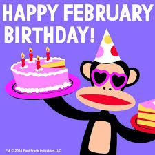Image result for February birthday