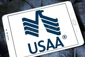 united services automobile association usaa company logo editorial stock image image of insurance 100985129