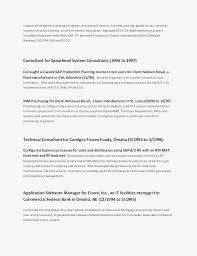 The Best Resume Examples Impressive Best Resume Profile Elegant Entrepreneur Resume Examples General