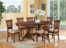 oval kitchen table set. Gorgeous Oval Dining Table For 6 33 And Chairs Best With Image Of Ideas Kitchen Set L