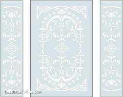 etched glass designs lovely etched glass panels glass etched designs etched glass door side panels for etched glass designs