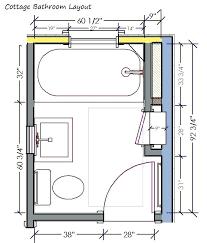 Bathroom Plumbing Layout Interior