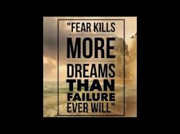 Facing Fear Quotes Impressive 48 Best Inspirational Fear Quotes Quotes About Facing Your Fears