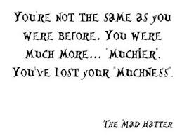 Mad Hatter Quotes Classy Alice In Wonderland Quotes Google Search Via Tumblr
