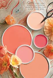 Coral Reef Paint Color Best 20 Coral Accents Ideas On Pinterest Guest Bedroom Colors