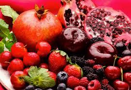 Resultado de imagem para frutas vermelhas
