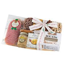 wine country gift baskets savory cutting board collection