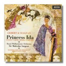 Classical Net Review - Gilbert & Sullivan - Princess Ida