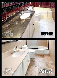 vanity top refinishing cultured marble sink and bath refinish paint resurfacing