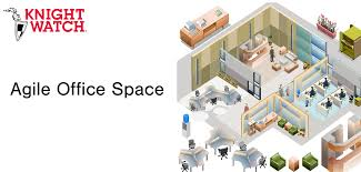agile office space intelligent controls for individual lighting and hvac