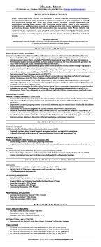 Sample Litigation Attorney Resume Aftermes Sampleme Career Change Ny