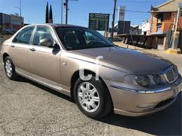 Used Rover 75 cars Spain