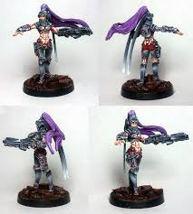 infinity miniatures. infinity aleph posthuman miniatures