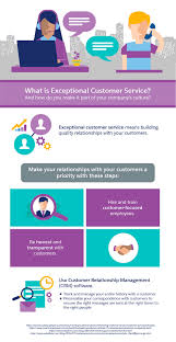What Makes For Exceptional Customer Service Salesforce Com