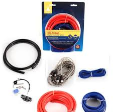 jl audio xd acs60 6 gauge amplifier amp wire installation kit Jl Audio Wiring Kit brand new jl audio xd acs60 6 gauge amplifier installation wiring kit with rca interconnect and speaker wire jl audio wiring kit