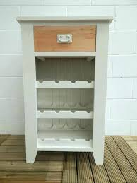 white wine rack cabinet. White Wooden Wine Rack Wall Mounted Glass Wood With Drawer Insert Table Painted In Old Cabinet