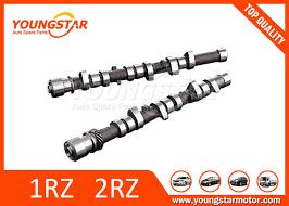 Forging Steel Toyota Engine Camshaft 13501 - 75010 Toyota Camshaft ...
