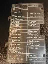 acura tl 2001 luces traseras & tablero no encienden foro de 2000 acura tl fuse box diagram at 2001 Acura Tl Fuse Box Diagram