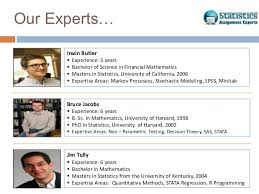 statistics assignment experts corporate presentation  5 our experts