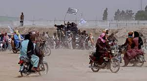 Taliban press advances, take key border post with Pakistan | World News,The  Indian Express