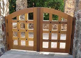 fence gate design garden gates wood