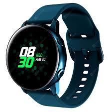 <b>Sport Silicone</b> Watch Band Wrist <b>Strap for</b> Samsung Galaxy Watch ...