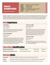 Hloom Resume Template Rosy Victoria Tate Com