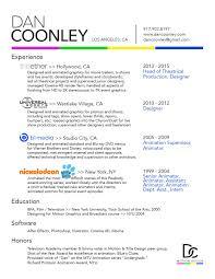 Resume 2015 Dancoonley Com