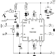 diagram electrical circuit diagram related posts wiring connectors wiring diagrams stereo on tda1562q car stereo amplifier gif