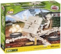 <b>COBI</b> Ordnance QF 2 Pounder 2189 (2189) – купить <b>конструктор</b> ...