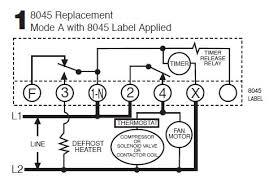 paragon defrost timer 8145 20 wiring diagram defrost timer Commercial Defrost Timer Wiring Diagram paragon defrost timer 8145 20 wiring diagram intermatic defrost timers and manuals Typical Defrost Timer Wiring Diagram