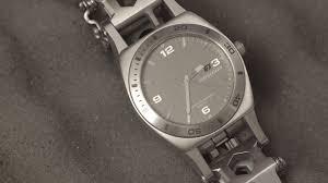 <b>Leatherman Tread Tempo</b> – обзор <b>часов</b> с браслетом-мультитулом