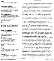 essay of the beach descriptive essay of the beach