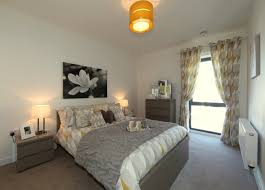 Show Home Bedroom Contemporary Apartment Romford Essex Inspired Show Homes