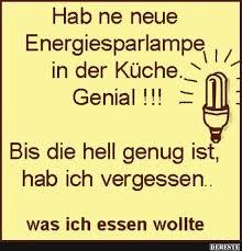 Hab Ne Neue Energiesparlampe In Der Küche Lustige Bilder