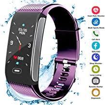 Waterproof Smart Watch Compatible with iOS - Amazon.co.uk