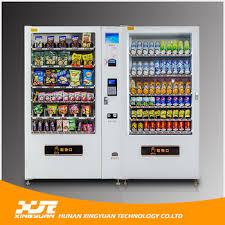 Snack Vending Machine For Sale Gorgeous Master And Slave Drink And Snack Vending Machine For Sale Vending